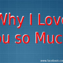 why love so much