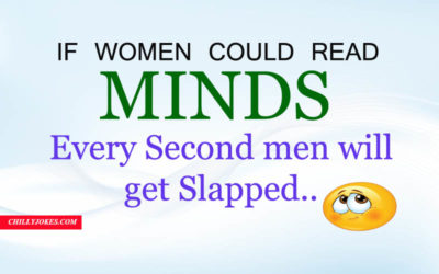 WOMEN COULD READ MINDS