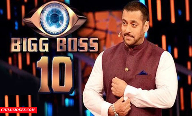 BIGG BOSS 10 CONTESTANT