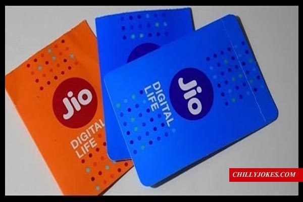 Difference between Orange and Blue Jio Sim