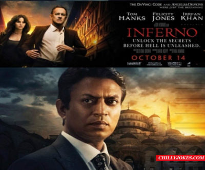 Irrfan Khan in INFERNO