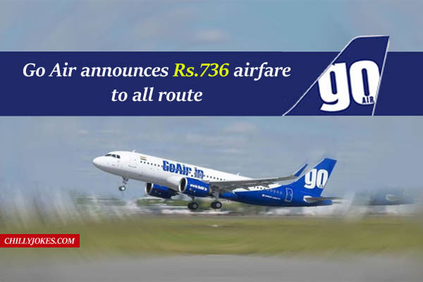 GO AIR OFFER