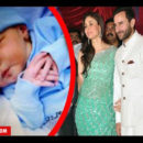 KAREENA KAPOOR LITTLE SAIF BORN
