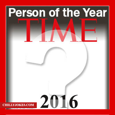 THE TIMES MAGAZINE OF THE YEAR 2016