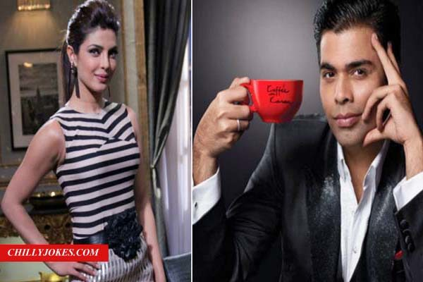Coffee with Karan Priyanka