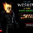 NICOLAS CAGE BIRTHDAY
