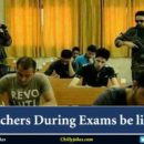 teachers-in-exam