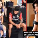 VIRAT LOOKING AT ARCHANA'S RIPPED JEANS