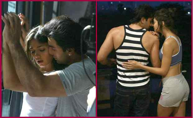 RANBIR KAPOOR INTIMATE SCENE WITH MYSTERY GIRL