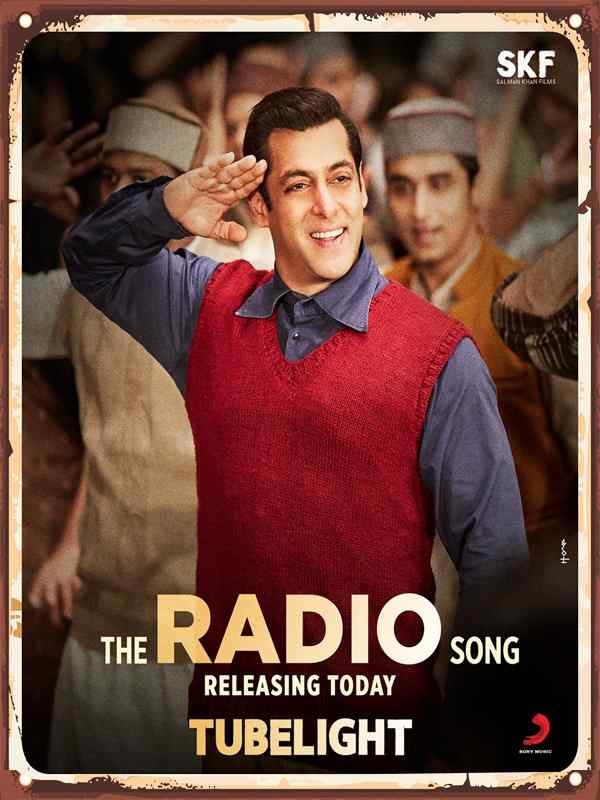 First Song of Tubelight