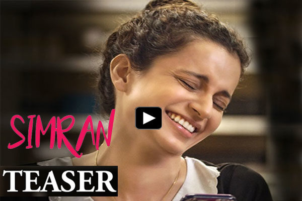 SIMRAN MOVIE TEASER