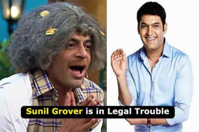 LEGAL TROUBLE WITH SUNIL GROVER