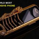 MOST EXPENSIVE COBRA PHONE