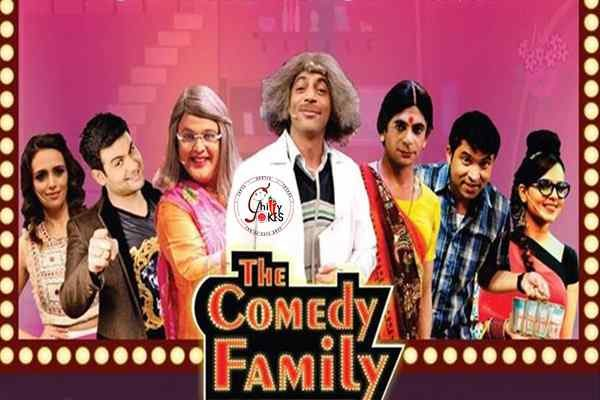 The Comedy Family replace TKSS