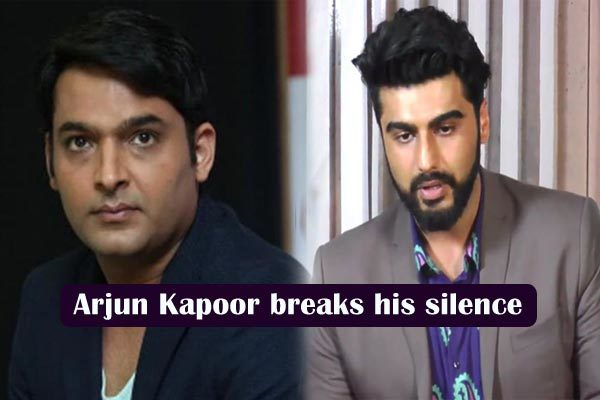 Why did the Shoot of Mubarakan Team with TKSS Get Dropped? What did Arjun Kapoor Said?