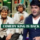 Comedy King is Back Again with the Two Interesting Episodes- Any Guess who will Come?