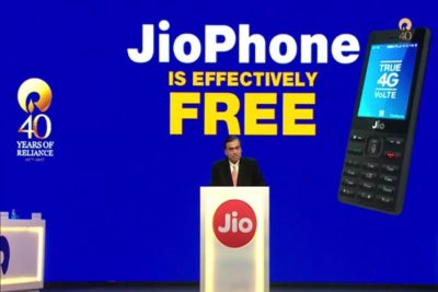 Jio 4G VoLTE Feature Phone has Introduced with Mind-Blogging Attributes