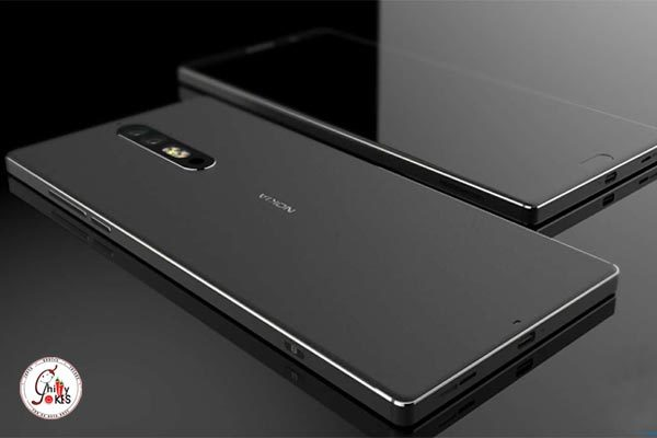 Holding the Hands of HMD Global Nokia 8 is Going to be Launched on 16th August