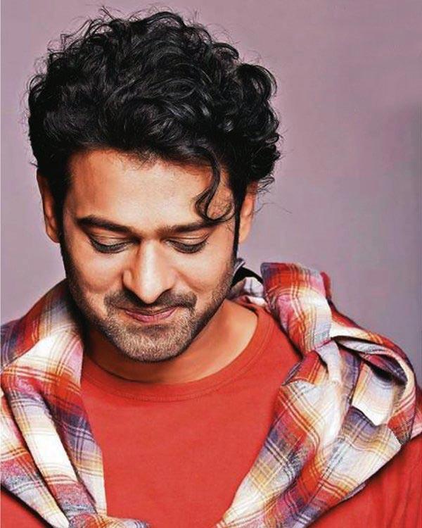 Prabhas New Look for his Forthcoming Film has Become a Sensation