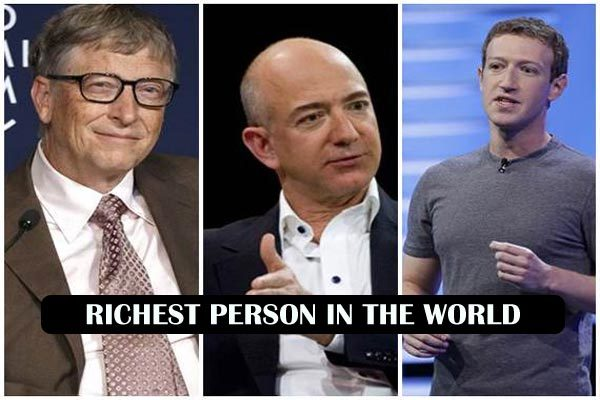 Check Out the Latest List of World's Wealthiest Persons and Learn about the Value of Money that they Hold Currently