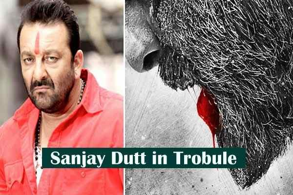 Is the Poster of Sanjay Dutt starrer Bhoomi Copied from Hollywood Movies