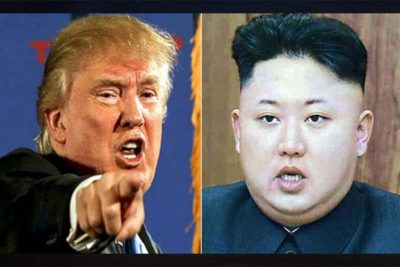 Dropping the Bomb United States Responds Back to North Korea's ICBM Launch