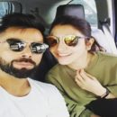 New York Street have perfect couple of Anushka Sharma & Virat Kohli