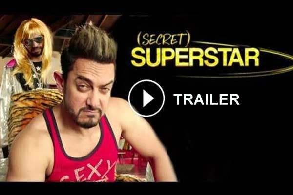 Enjoy this Diwali with the Superhit Jodi of Aamir Khan and Zaira Wasim Starrer Secret Superstar